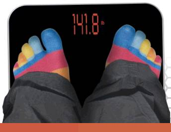 Wireless Weight Loss