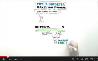 INTV:  How Diabetes Makes You Stronger!