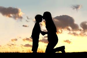 shutterstock_190648280_mother_son_sunset_300px