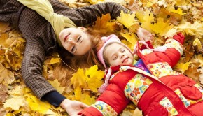 shutterstock_87844648_mother_child_leaves_620px